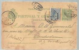 E,P EDIDIL Nº34  AMBULANTE A AMSTERDAM - 1850-1931