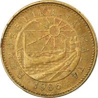 Monnaie, Malte, Cent, 1986, TB+, Nickel-brass, KM:78 - Malte (Ordre De)