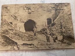 Loncin ( Province De Liège ) Intérieur Du Fort 1914 Vers Jette St Pierre - Guerre 1914-18