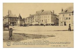 Belgique - PHILIPPEVILLE - 1 CP - La Grand'Place - Philippeville