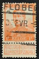 OBP 116 - SPOORWEGSTEMPEL FLOBECQ - 1912 Pellens