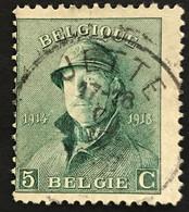 OBP 167 - EC JETTE - 1919-1920  Re Con Casco