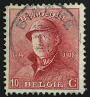 OBP 168 - EC BINCHE - 1919-1920  Re Con Casco