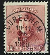OBP 168 - EC CUREGHEM - 1919-1920  Re Con Casco