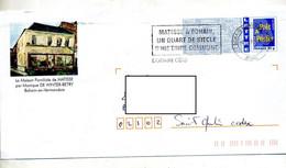 Pap Logo Bleu Flamme Bohain  Matisse Illustré Maison  De Matisse - Prêts-à-poster: Repiquages /Logo Bleu
