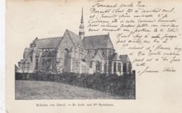 GEEL / ST DIMPHNA KERK  1903 - Geel