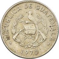Monnaie, Guatemala, 10 Centavos, 1970, TTB, Copper-nickel, KM:267 - Guatemala