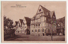 03291 Ak Herborn Dillstrasse Mit Herborner Hof 1942 - Zonder Classificatie