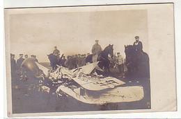 04382FelpdostAK Reiter Vor Abgeschossenem Flugzeug 1917 - Sin Clasificación