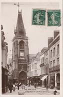 L'Eglise Et La Rue St Leu.(CSM) - Amiens