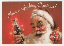 Postcard-ansichtkaart Coca-cola 1998 - Cartes Postales