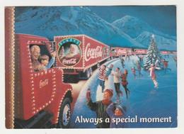 Postcard-ansichtkaart Coca-cola 1999 - Cartes Postales
