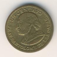 GUATEMALA 1977: 1 Centavo, KM 275 - Guatemala