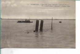 Zeebrugge The Wrecked Steamer - Zeebrugge