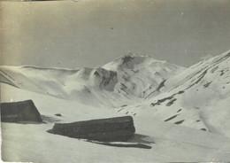 73 : Saint Colomban Des Villards-Col Du Glandon -Au Fond Massif Des Rousses Très Belle Photo (8,5cm X 6cm) - Pâques 1898 - Andere Gemeenten