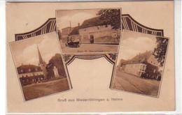 08933 Mehrbild Ak Gruß Aus Niederröblingen A. Helme 1922 - Ohne Zuordnung