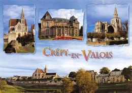 60-CREPY EN VALOIS-N°TB3549-B/0003 - Crepy En Valois