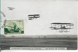 Quinzaine D'aviation De Stockel - ....-1914: Voorlopers