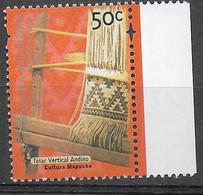 ARGENTINA - 2000 - TELAIO ANDINO - 50 C - USATO (YVERT 2210 - MICHEL 2592I) - Oblitérés