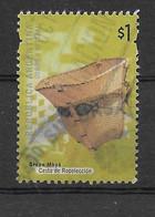 ARGENTINA - 2000 - CESTO DI RACCOLTA - $1- USATO (YVERT 2203 - MICHEL 2595I) - Oblitérés