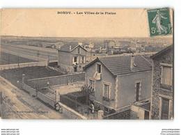 CPA 93 Bondy Les Villas De La Plaine - Bondy