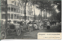 Schotenhof Une Dreve Au Grand Hotel Hoelen 1762 - Schoten
