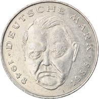 Monnaie, République Fédérale Allemande, 2 Mark, 1989, Stuttgart, TTB - 2 Mark