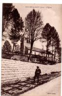 Foncine Le Haut   - L'Eglise  -  CPA° - Altri Comuni