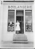 36 SAINT - AOUT .  BOULANGERIE  / M LOPITEAUX  Photo 18 X 13 - Sonstige Gemeinden