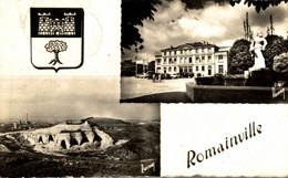 ROMAINVILLE L'HOTEL DE VILLE LES CARRIERES - Romainville