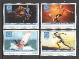 Central African Republic - MNH -SUMMER OLYMPICS ATHENS 2004 - Estate 2004: Atene