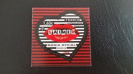 France Timbre NEUF -  Année 2018 - Adhésif  A1515 - Coeur De Sonia Rykiel. - Adhesive Stamps