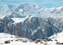 38 - Alpe D'Huez - La Station Et Les Cimes De L'Oisans - Otros Municipios