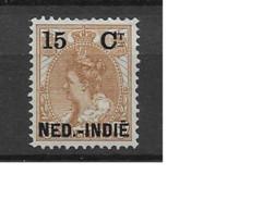 1900 MH Nederlands Indië NVPH 33 - Nederlands-Indië