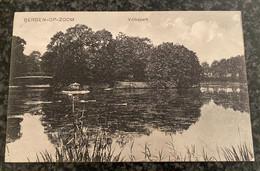 Bergen Op Zoom - Volkspark   - Gelopen 1915 - Bergen Op Zoom