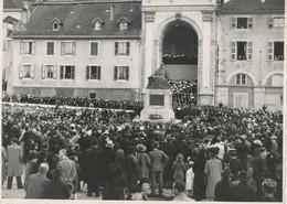 74 ))  ANNECY   Inauguratoin Statue St Francois De Sale 1924 / - Annecy