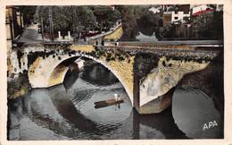GRAULHET (81) - Cpsm 1951   Vieux Pont -Éd. APA-POUX (¬‿¬) ♠ - Graulhet