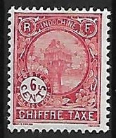 INDOCHINE TAXE N°50 N* - Postage Due