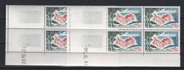 Cd5225 YvT 1391 Cote D'Azur Varoise 0.50  2 Coins Datés 16/06/63 N** - 1960-1969