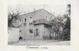 77 - Seine Et Marne - NEMOURS - La Poste - Nemours