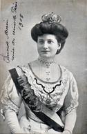 Carte Postale Ancienne - Non Circulé - FERNANDE MORIN - Reines Des Reines De PARIS 1908 - Fotografie