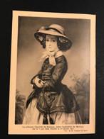 La Princesse Charlotte De Belgique - Mexique - Exposition Historique Bruxelles Palais D'Egmont - Familias Reales