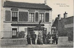 TIGERY -- Bureau De Tabac - Sonstige Gemeinden