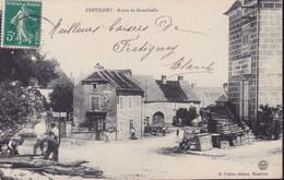 Haute-Saone – FRETIGNEY – Route De Grandvelle - Sonstige Gemeinden