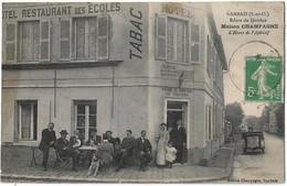 """GAMBAIS -- Maison """" CHAMPAGNE """"  -A L'heure De L'apéritif - Route De Houdan - Sonstige Gemeinden"""