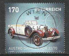 Oostenrijk 2014, Mi 3116 Hoge Waarde, Prachtig Gestempeld - 2011-... Oblitérés