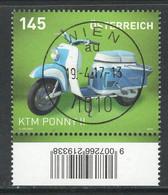 Oostenrijk 2014, Mi 3117 Hogere Waarde, Prachtig Gestempeld - 2011-... Oblitérés