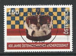 Oostenrijk 2016, Mi 3251, Hoge Waarde, Prachtig   Gestempeld - 2011-... Oblitérés