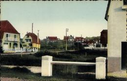 CPA Wissant Pas De Calais, Le Tennis, Teilansicht Der Stadt, Wohnhäuser - Andere Gemeenten