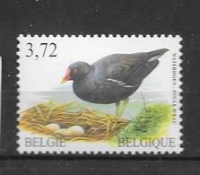 3212 * *  Postfris Zonder Scharnier - 1985-.. Birds (Buzin)